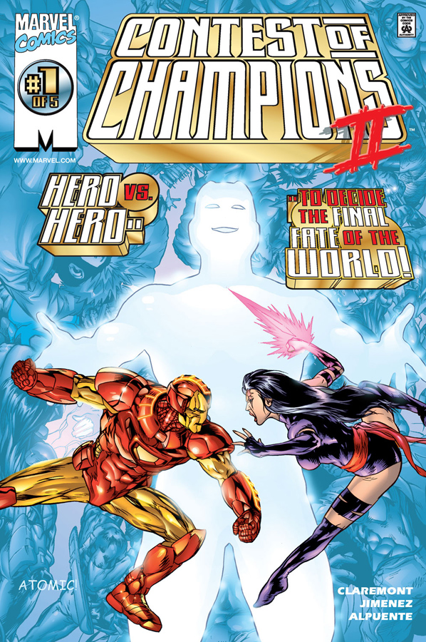 Contest of Champions II #1 (1999)