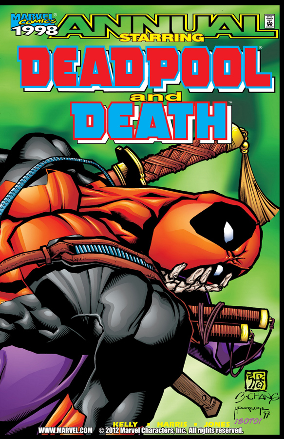 Deadpool & Death Annual '98 #1 (1998)