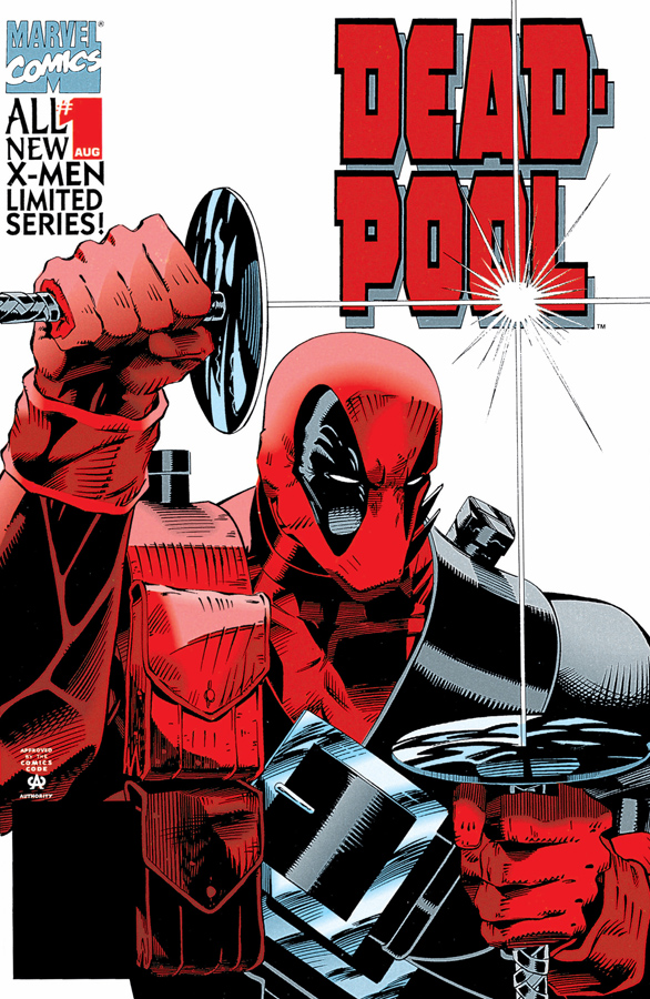 Deadpool: Sins of the Past #1 (1994)