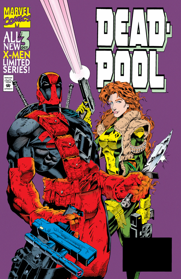 Deadpool: Sins of the Past #3 (1994)