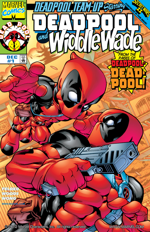 Deadpool Team-Up #1 (1998)