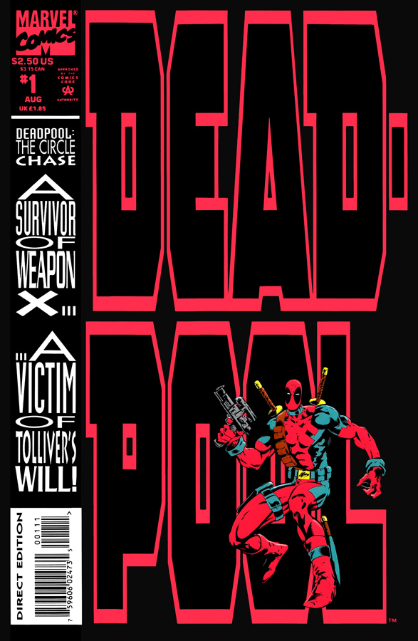 Deadpool: The Circle Chase #1 (1993)