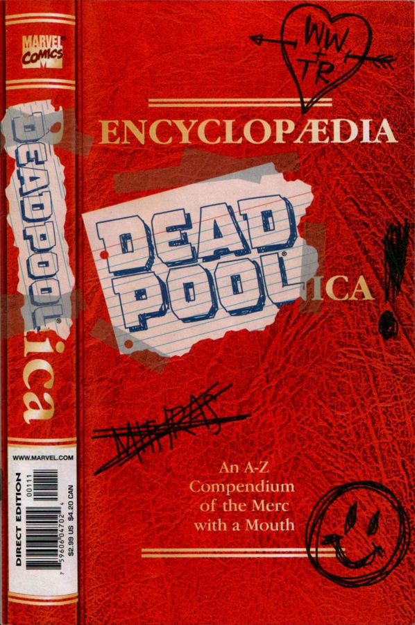 Deadpool: Encyclopædia Deadpoolica #1 (1998)