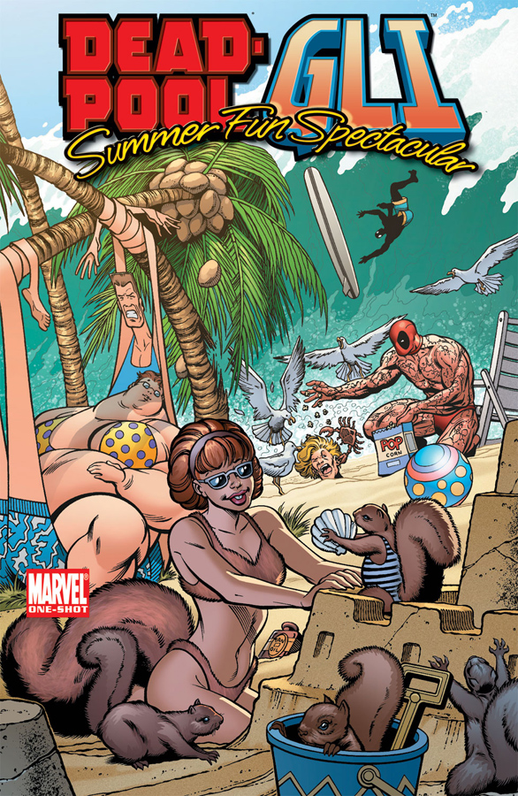 Deadpool/GLI: Summer Fun Spectacular #1