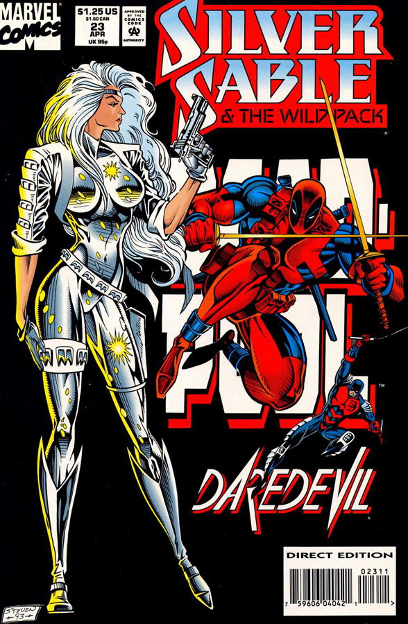 Silver Sable & The Wild Pack #23 (1994)
