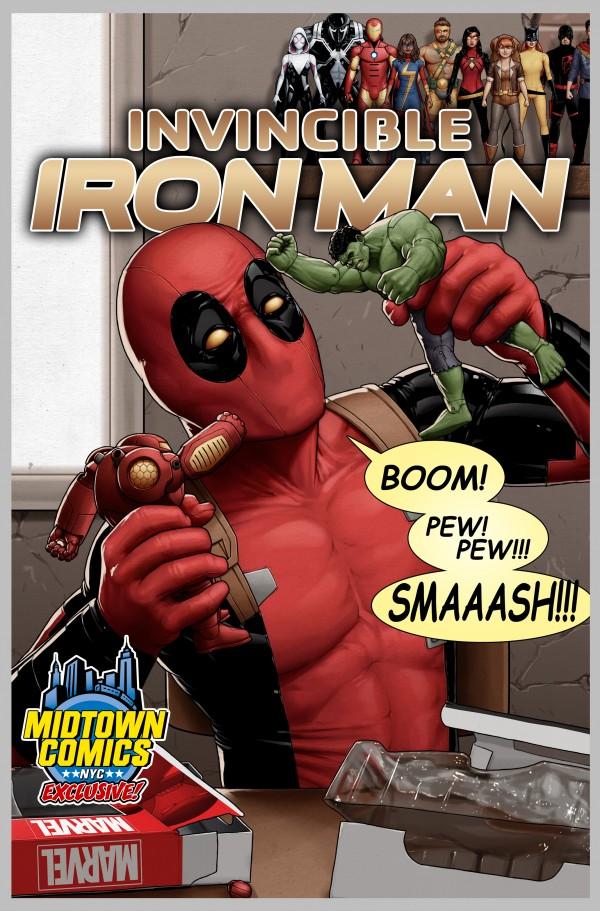 Deadpool vs tyler rose city comiccon 2014 no porn 10